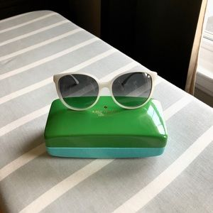 Kate Spade 'Shawna' Sunglasses
